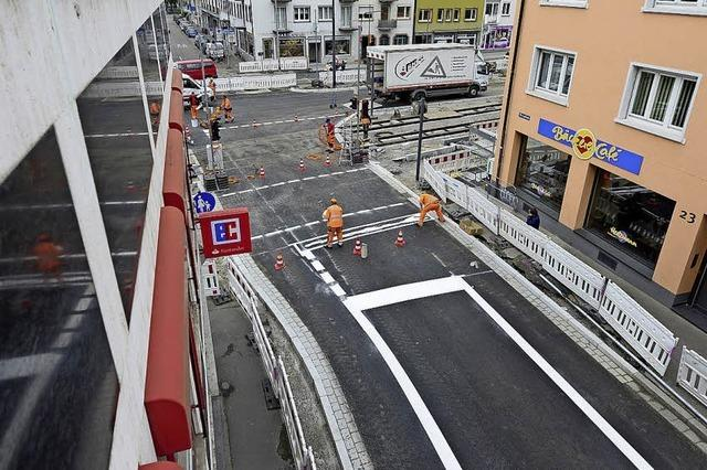 Stadt will Verkehrskollaps am Megasamstag verhindern