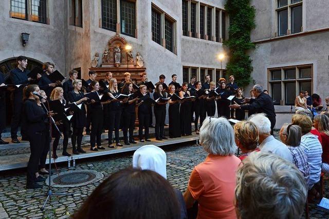 5000 Sänger kommen zum Deutschen Chorwettbewerb nach Freiburg