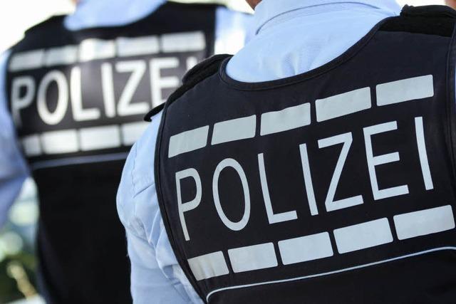 31-Jähriger wehrt sich heftig bei geplanter Abschiebung in Müllheim