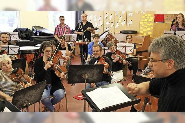 Sinfonisches Orchester Hochschwarzwald in Titisee-Neustadt