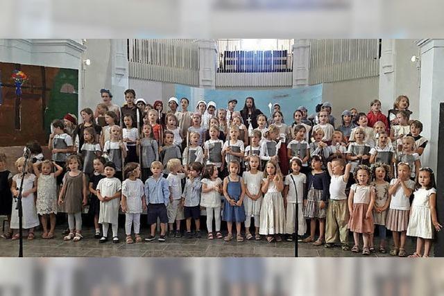 Kantoreien singen John Rutter am 6. Mai in der Christuskirche