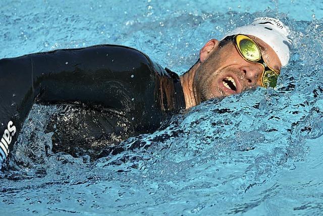 Den Triathlonsport hautnah miterleben
