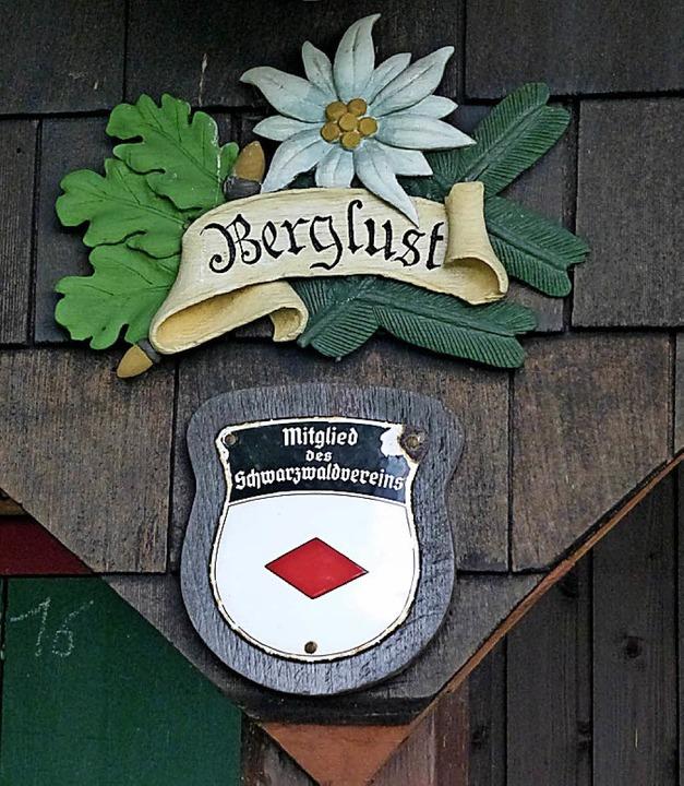 Schmuck am Berglusthaus  | Foto: Andrea Gallien