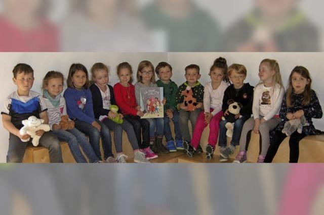 Kindergartenwoche der Stadtbücherei