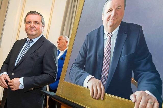 Stefan Mappus ist nach sieben Jahren ins Staatsministerium zurückgekehrt