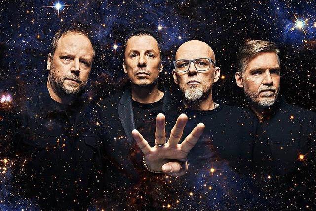 Das neue Album der Fantastischen Vier: Viel hilft viel