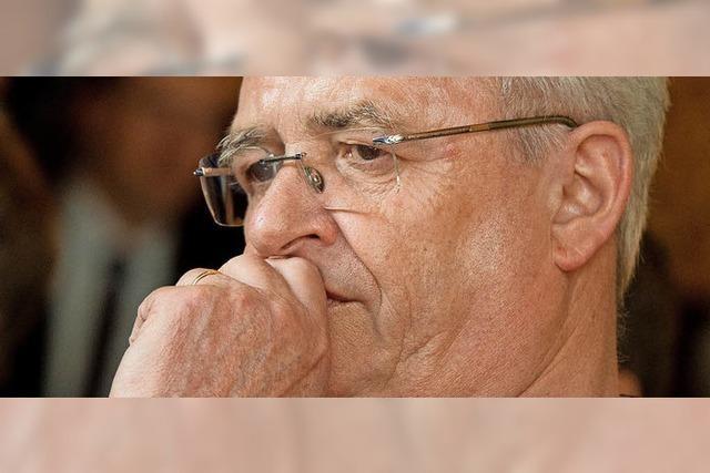 Winterkorn drohen 25 Jahre Haft