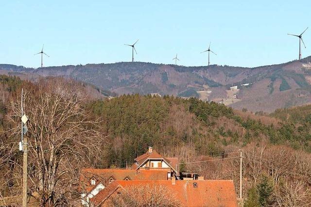 Das Windpark-Bürgerbegehren im Kleinen Wiesental rückt näher