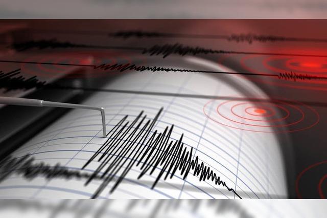 Leichtes Erdbeben erschüttert Südbaden