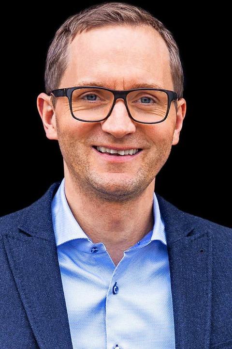 Innovationsfreudig: Geschäftsführer Denis Kirstein    Foto: Michaerl Wissing
