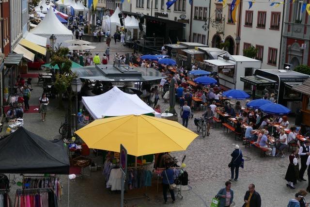 Waldkirch lädt zum Baden-Württemberg-Tag ein