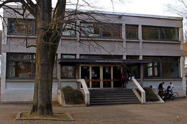 Neues Gemeindezentrum