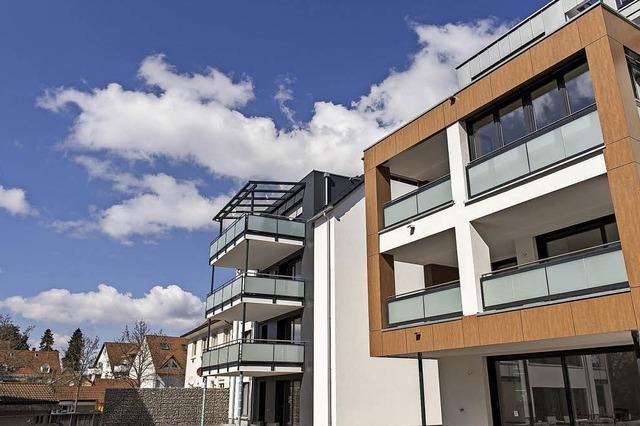 31 Wohnungen fertiggestellt