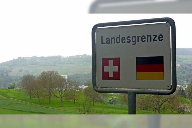 Der lange Finger der Schweiz