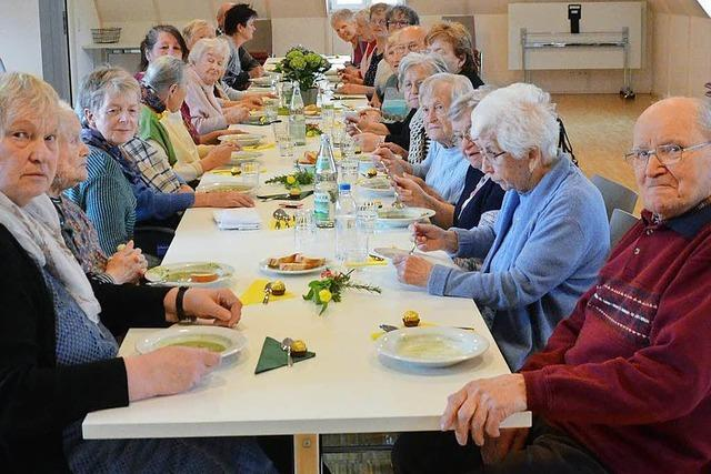 Wenn Senioren wie Studenten wohnen