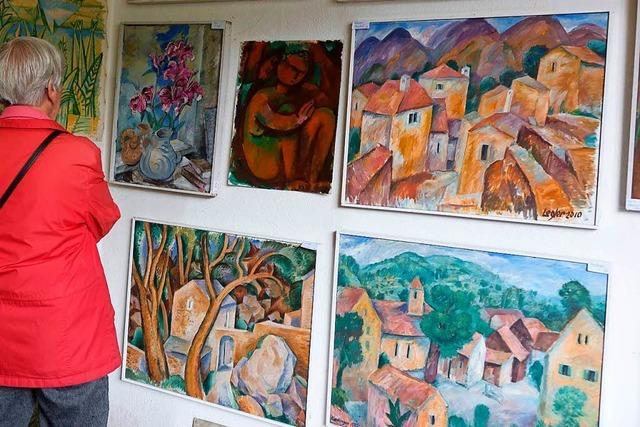 Gottfried Leglers Lebenswerk war zum letzten Mal in seinem Haus in Steinen zu sehen
