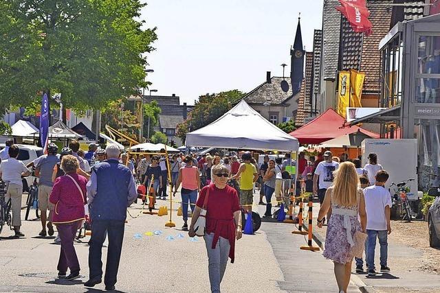 Handwerkermarkt in Rheinhausen