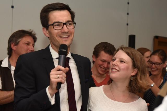 Martin Horn wird neuer Oberbürgermeister von Freiburg – Dieter Salomon abgewählt