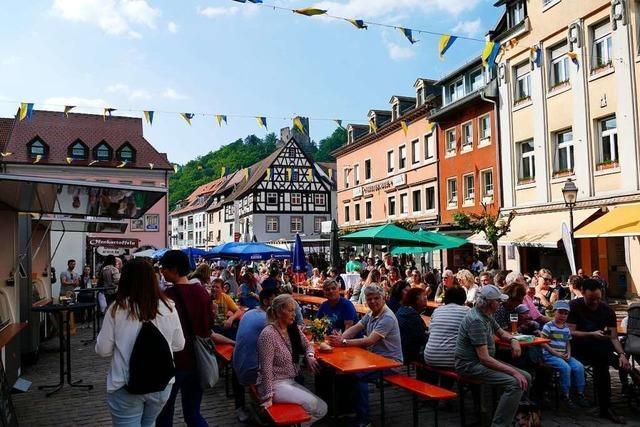 So war der Baden-Württemberg-Tag in Waldkirch