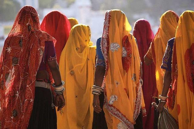 Jugendliche in Indien vergewaltigt und bei lebendigem Leib angezündet