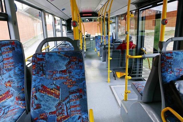 Busfahrer verhindert in Lörrach Kollision mit Auto
