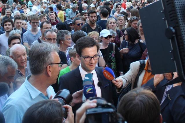 Das sagt die deutsche Presse zum Freiburger Wahlergebnis