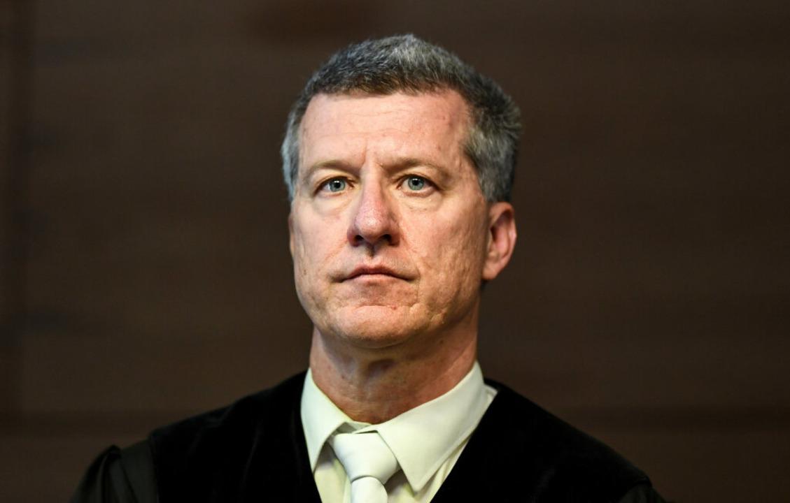 Vorsitzender Richter Stefan Bürgelin  | Foto: dpa