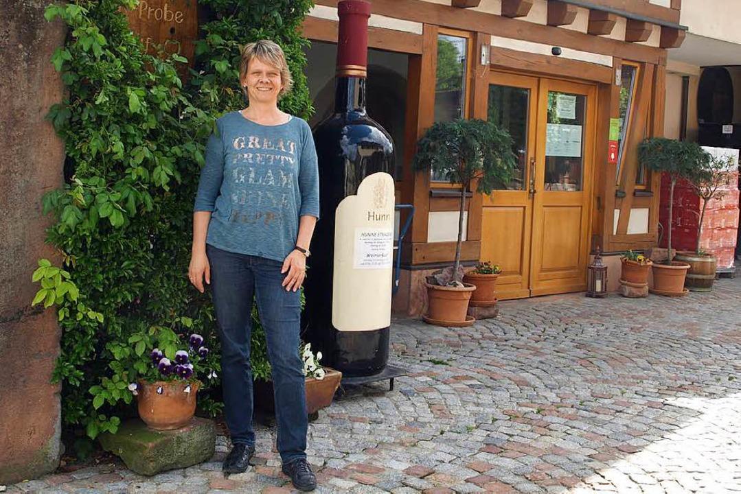 Auch  bei Martina Hunn in Gottenheim geht die Saison jetzt los.  | Foto: Viola Vetter