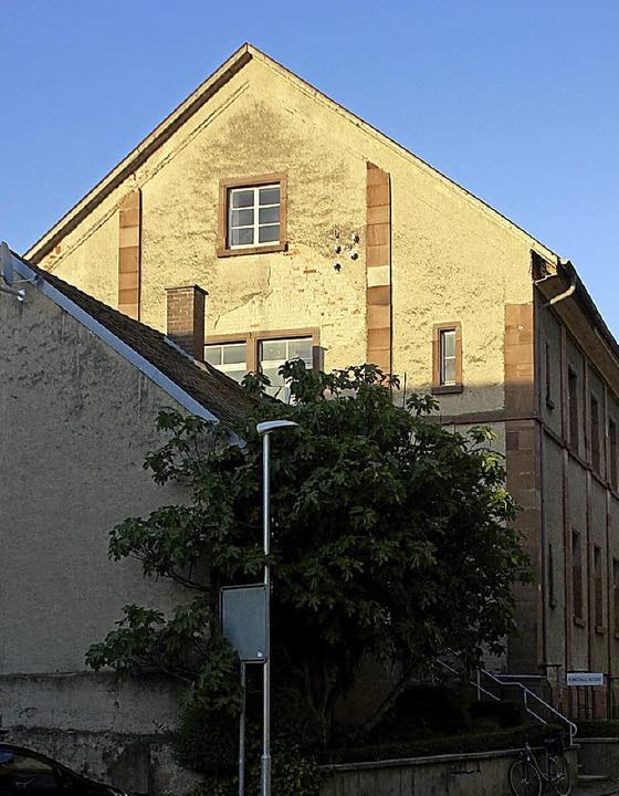 Die ehemalige Synagoge im Abendsonnenschein  | Foto: Erika Sieberts