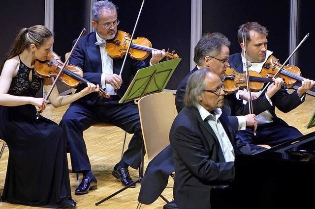 Mozart schließt Schlosskonzerte ab