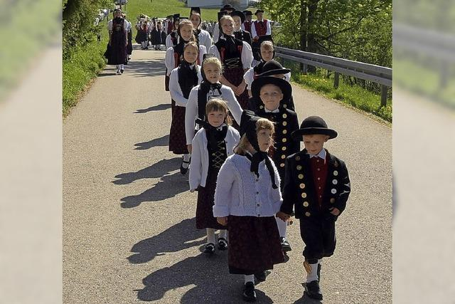 Geburtstagsfest für Sankt Josef