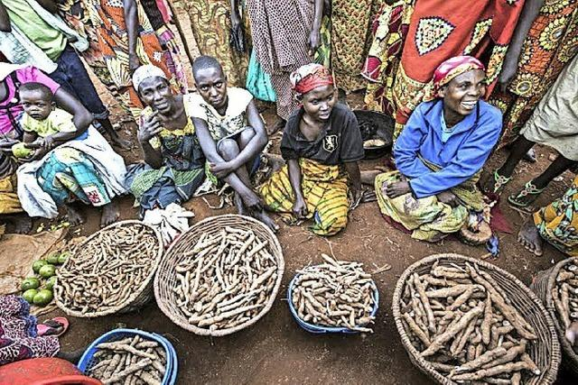 Burundi in eindrucksvollen Aufnahmen