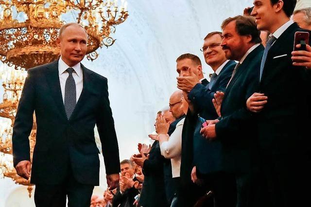 Kein Neuanfang mit Russland, leider