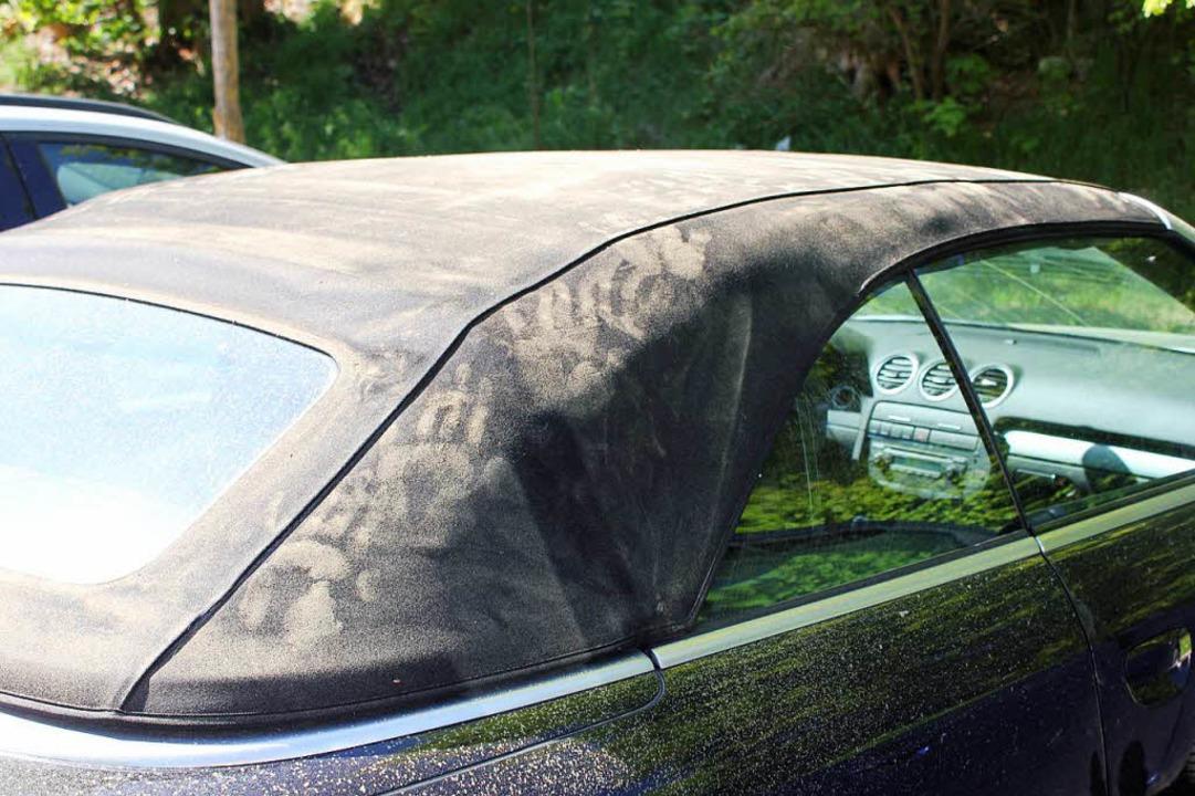 Autobesitzer haben einen schweren Stand.   | Foto: Gert Brichta