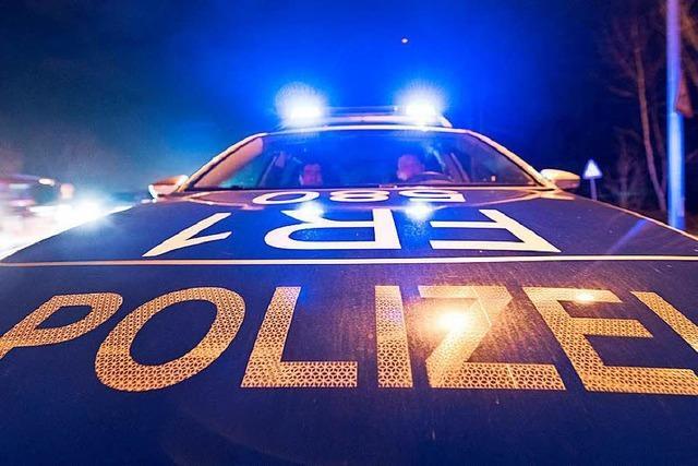 Rheinfelden: Betrunken mit dem E-Scooter auf Tour