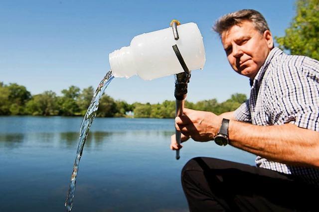 Bei 97 Prozent der Badestellen im Land ist die Wasserqualität gut