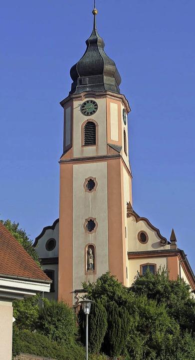 St. Nikolaus in Altdorf war Schauplatz des zweiten Musiksommerkonzerts.   | Foto: Ulrike Hiller