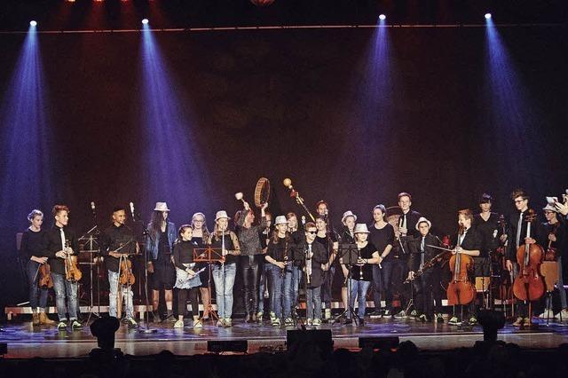 Freiburger Barockorchester trifft Barockorchester Lahr