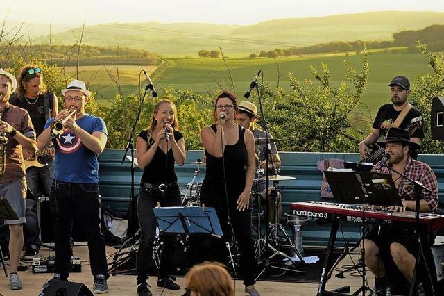 Quartiersfest der Stadtmusik Lörrach