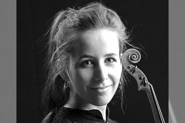 Christina Maria Moser (Violine) und Richard Octaviano Kogima (Klavier) geben am Sonntag, 13. Mai, Konzert im Laufenburger Schlössle.