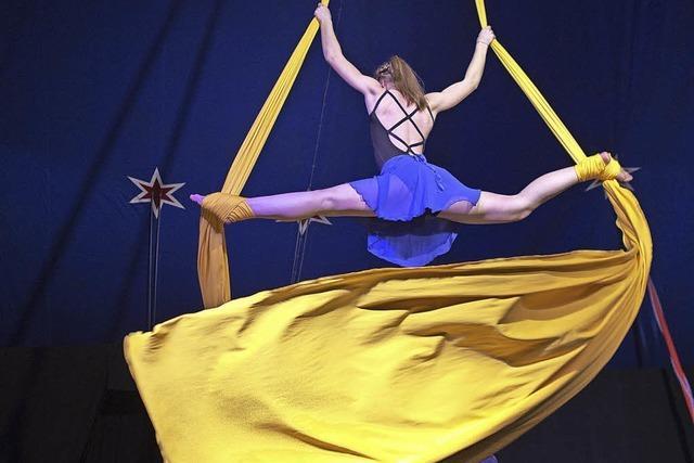 Akrobatische Highlights in Müllheim