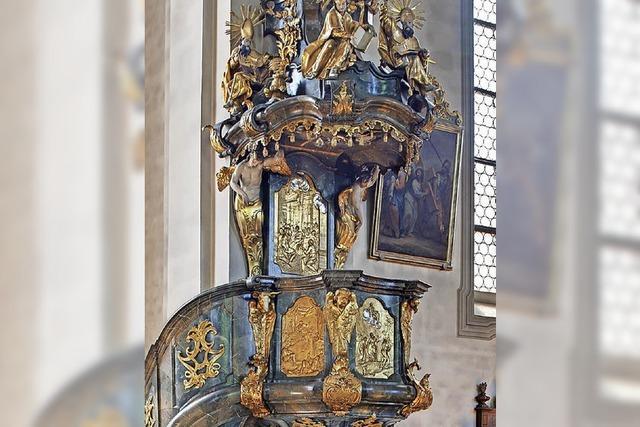 Barocke Predigt