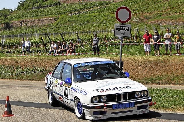 Rassiger Motorsport ohne Unfälle