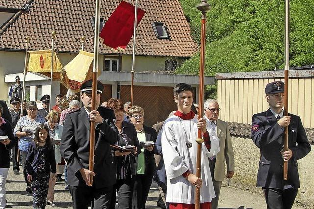 Zu Ehren Sankt Gangolfs