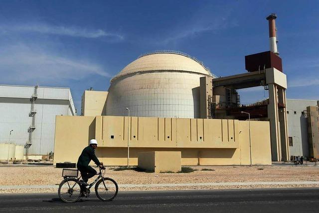 Trump soll alle US-Sanktionen gegen den Iran wiederbeleben wollen