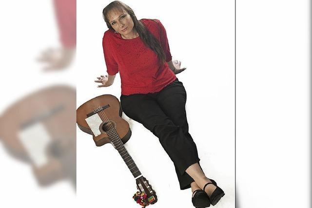 Dagmar Dümchen: Musikalische Reise durch Südamerika