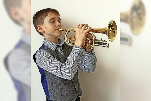 Der Junge mit dem goldenen Ton