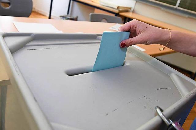 Bürgermeister von Au will auch Bürgermeister in Wittnau werden