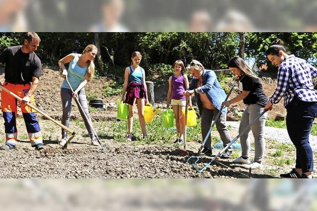 Naturparkschule nimmt Formen an