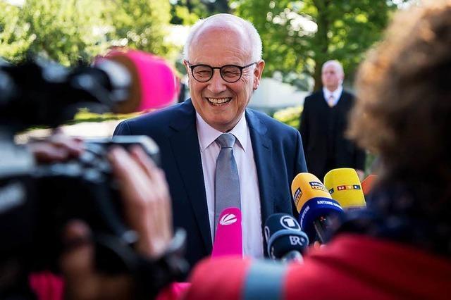 Volker Kauder ist der treueste Merkelianer